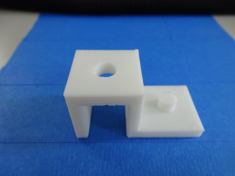 SOLIDWORKS練習帳 基本形状A 3Dプリンタ出力