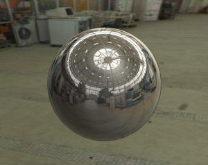 3Dモデルの見た目をツルツルにする_SOLIDWORKS