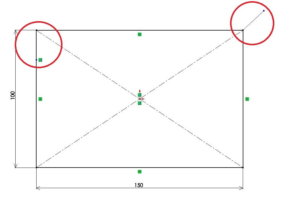 【モデリング】スケッチの余分な線を修正する