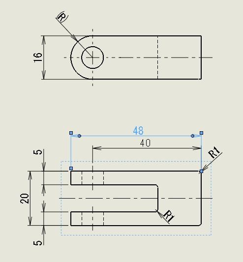【図面テクニック】参考寸法の表示方法