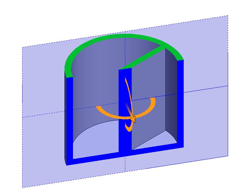 【モデルテクニック】任意の断面の表示状態を保存する
