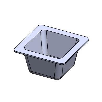 製氷皿を作ってみよう – 「シェル」(その1)