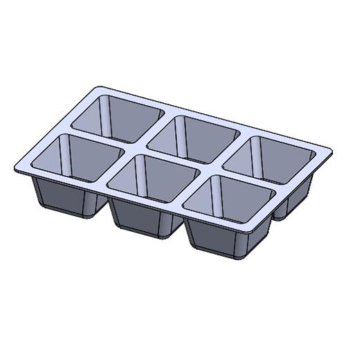 製氷皿を作ってみよう – 「シェル」(その2)