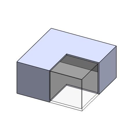 中空のシェルモデル