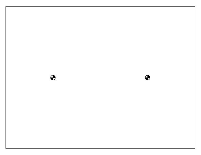 ノックピンの位置決め穴の作成方法