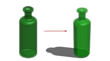 3Dモデルの外観をさらに加工する(2)_SOLIDWORKS